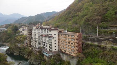 旧鬼怒川第一ホテル