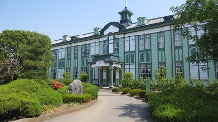 県立深谷商業 (4)記念館