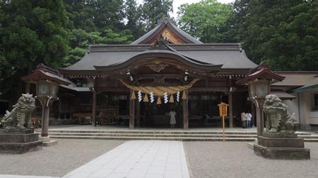 加賀一の宮・白山比咩神社