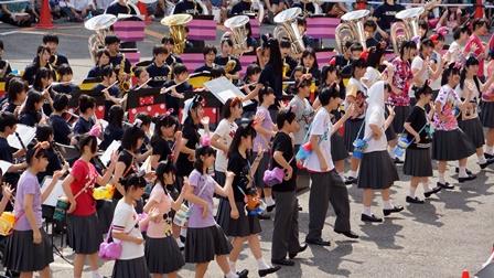 春日部共栄文化祭フィナーレ002