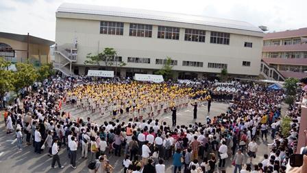春日部共栄文化祭(野球部)