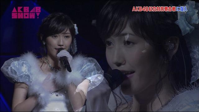 AKB48SHOW!【まゆゆ】AKB紅白インタビュー