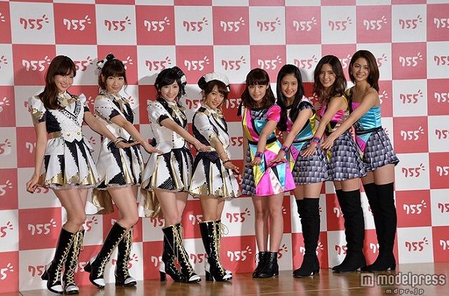 【755】CM記者会見まとめ【動画】4本E-girls&AKB