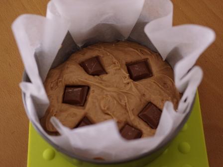 キャドバリーデイリーミルクでつくる簡単ガトーショコラ08