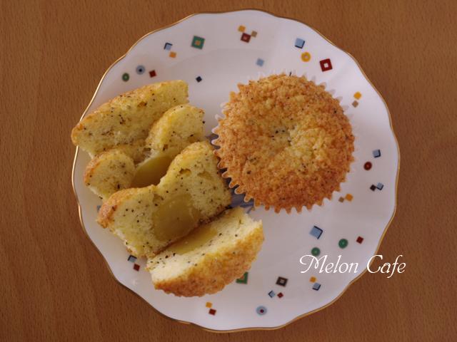 栗まるごと紅茶のはちみつカップケーキ00