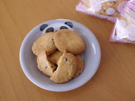 母の日のチョコチップクッキー04