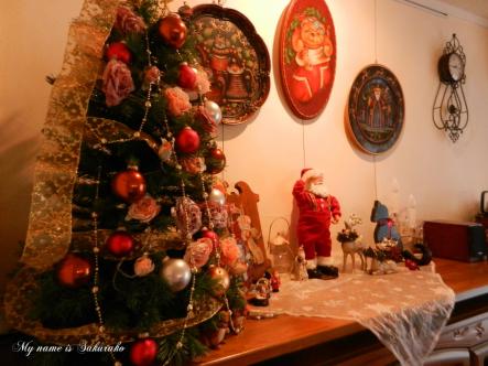 クリスマスツリー♪③