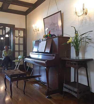 テノール、ピアノ・コンサート
