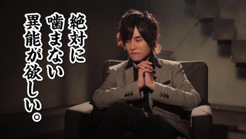 TVアニメ「異能バトルは日常系のなかで」岡本信彦さんインタビュー 【放送後版】