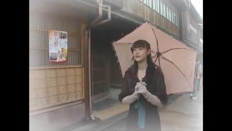 能登麻美子 金沢散策記
