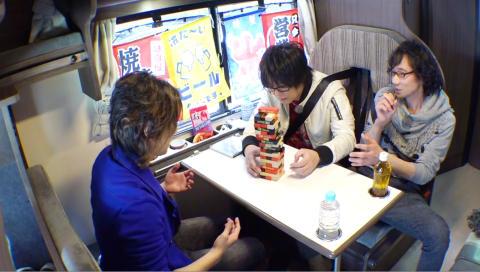 森川さんのはっぴーぼーらっきー 第21話(第二幕その9) 車でジェンガは止めましょう!
