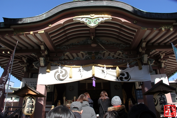 ニャポ旅4 今戸神社番外編
