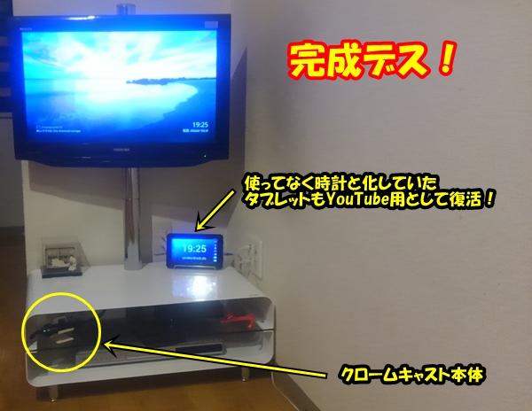 ひまお的雑記 クロームキャスト編
