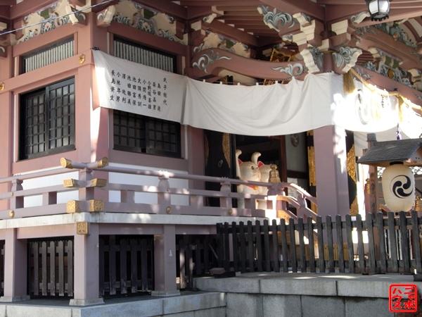 ニャポ旅4 今戸神社