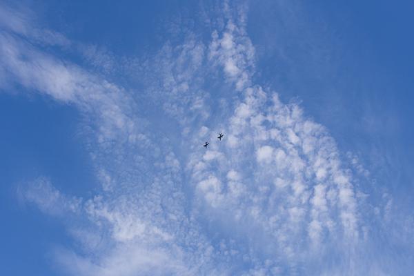 飛行機風景-2