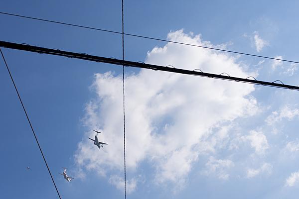 飛行機風景-9