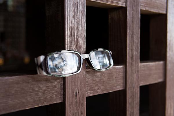 忘れ物のサングラス