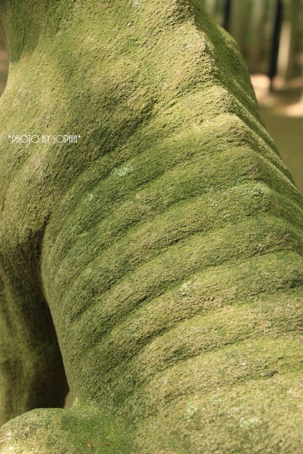 宝登山神社狛犬