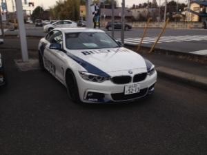 BMW F32 420(PSS10装着)