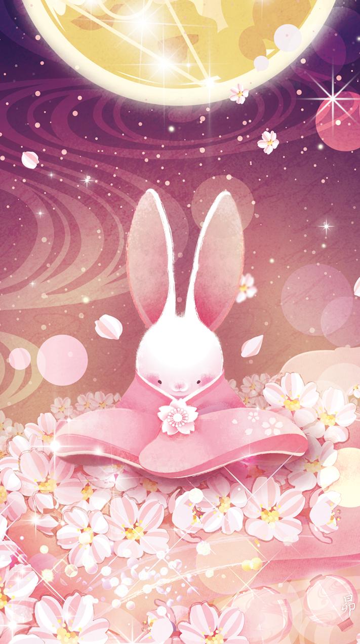 エイプリルフールと桜のiphone壁紙 Pumpkin Blog