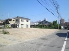 西石井1土地解体後写真