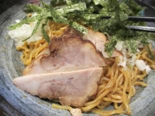 キンシャイ亭麺やタブキン亀貝 油ソバ チャーシュー