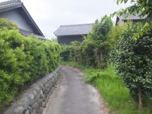 25_田舎の路地