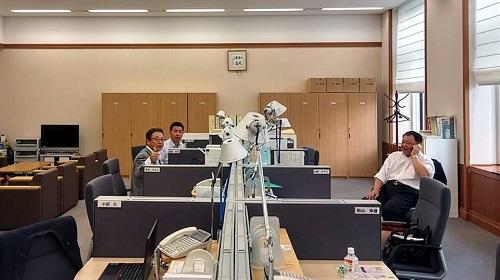 栃木県議会<第330回 臨時会議>開議!①