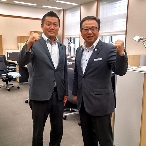 栃木県議会<第330回 臨時会議>質問戦 初日!