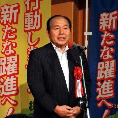 斉藤たかあき後援会<躍進のつどい>!⑥