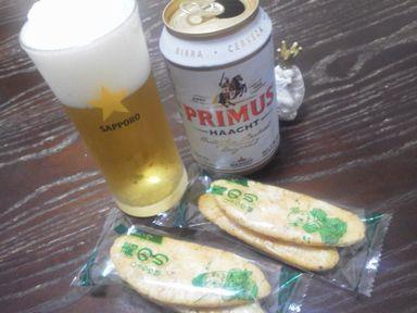 ばかうけベルギービール