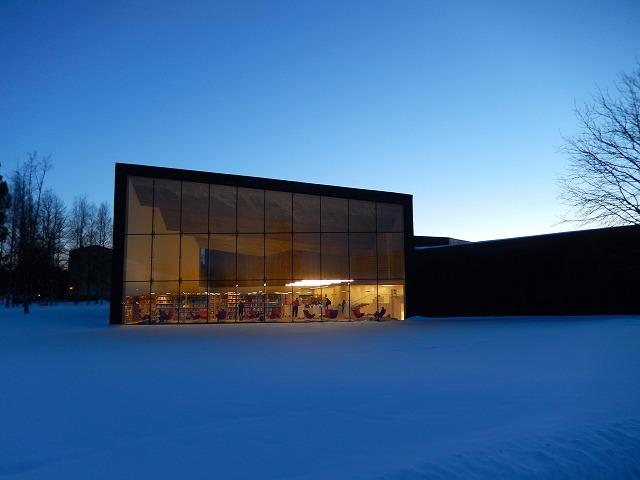 アピラ図書館