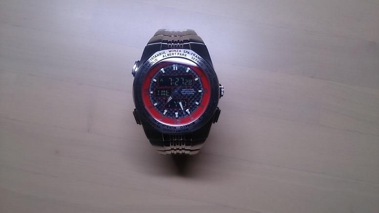 マルボロ時計
