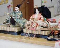 2015年お雛様飾り